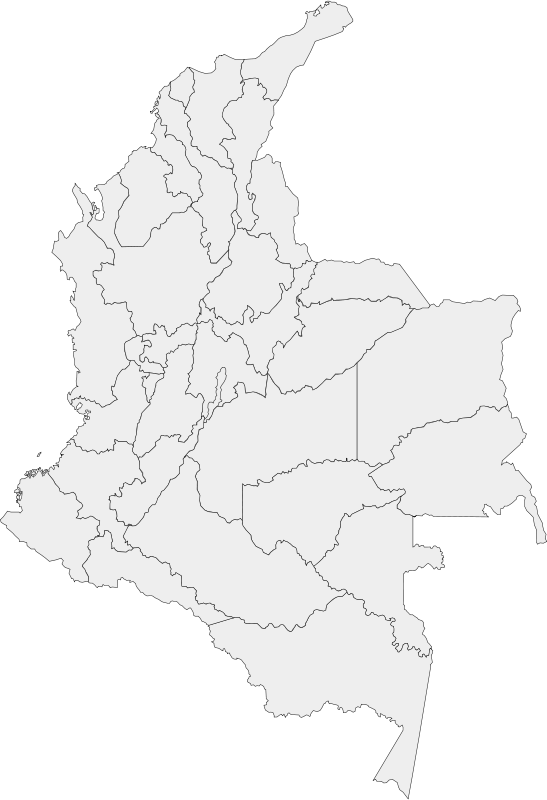 Free Administrative divisions of Colombia