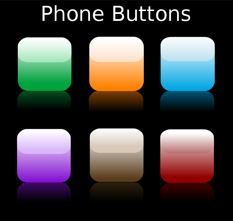 Free Phone Buttons