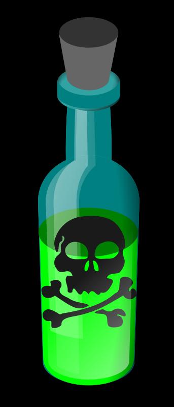 Free poison bottle