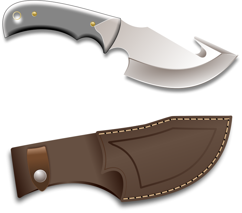 Free Hunter knife