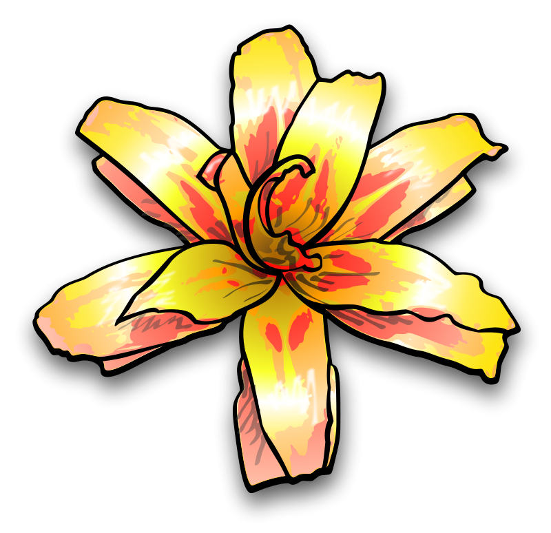 Free Flower 4