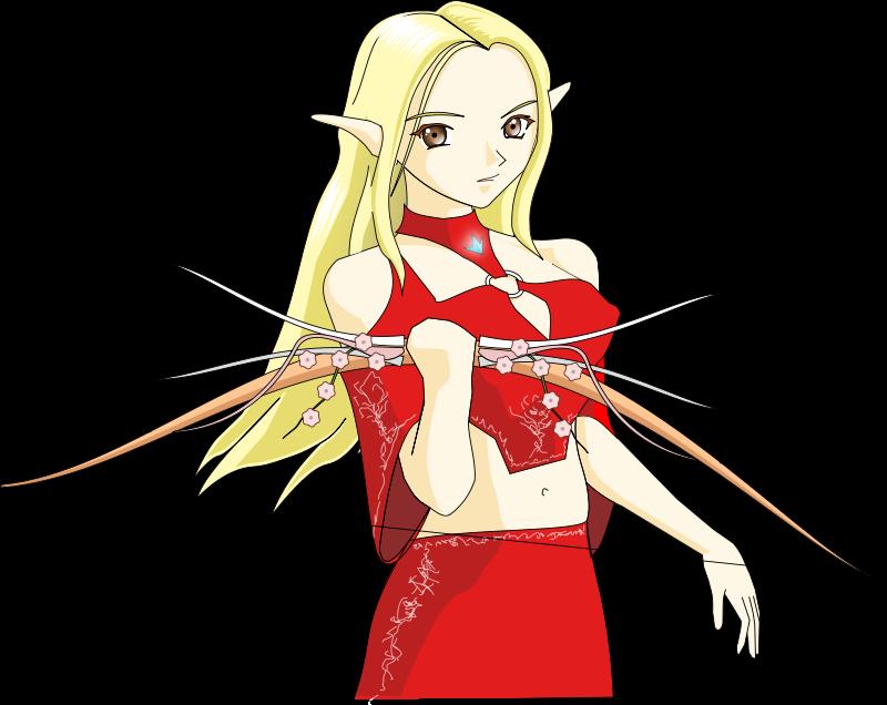 Free Banshee elven archer