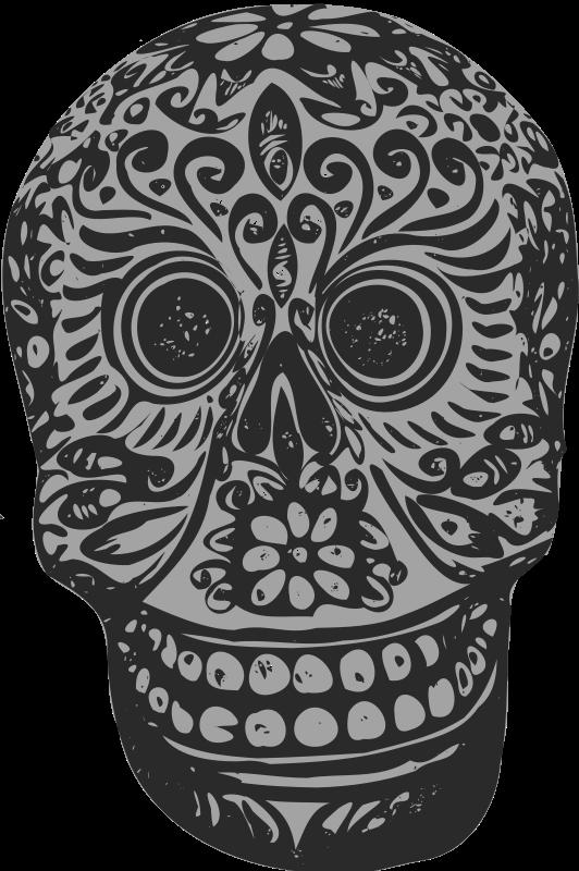 Free Tatoo skull