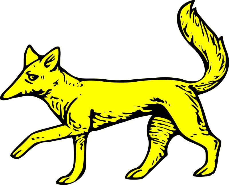 Free fox passant