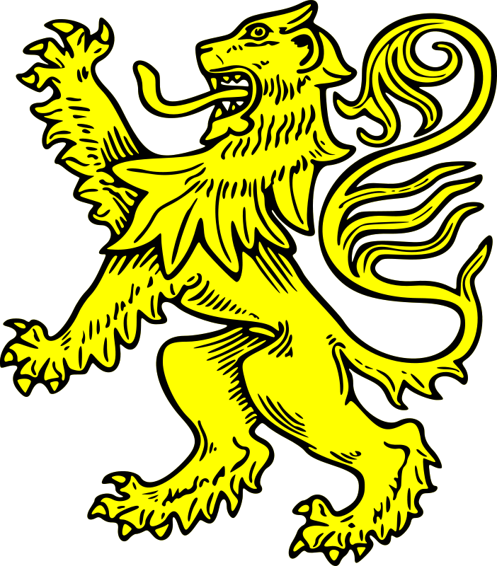 Lion Clip Art And Graphics Free Clipart Images, HD Png Download - kindpng