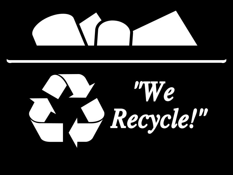 Free Clipart: Recycling Bin Simple | AJ
