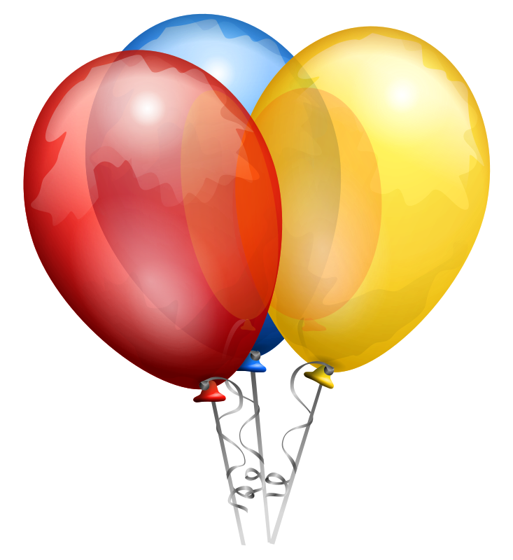 Free Party Balloons