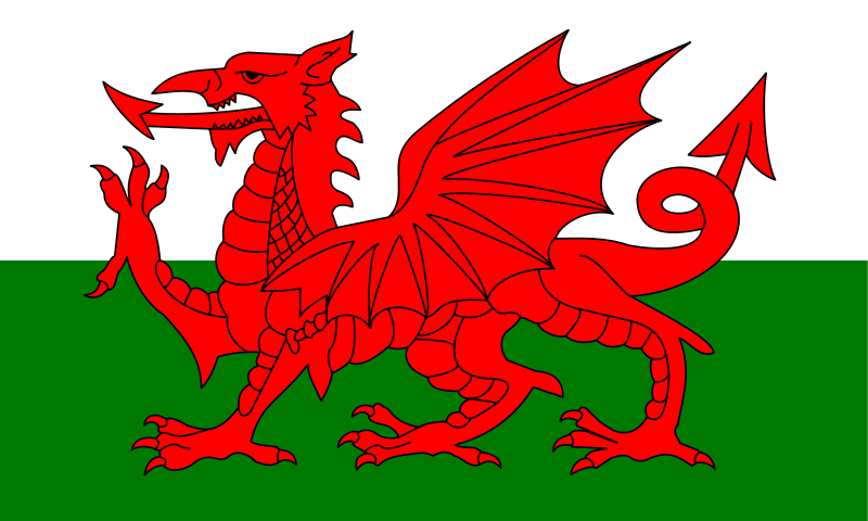 Free Flag of Wales - United Kingdom
