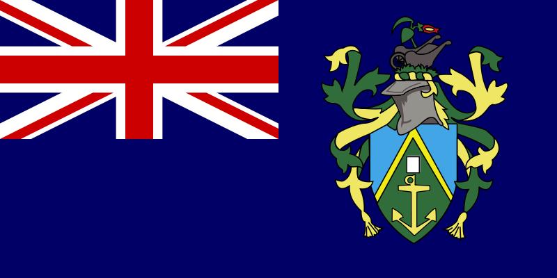 Free Flag of Pitcairn Islands