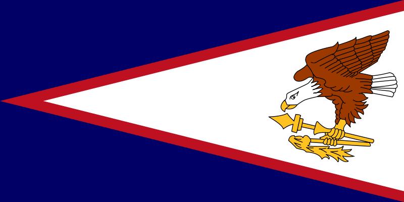 Free Flag of American Samoa