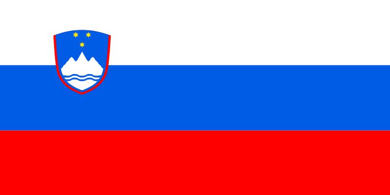 Free Flag of Slovenia