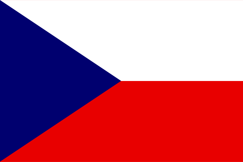 Free Flag of the Czech Republic
