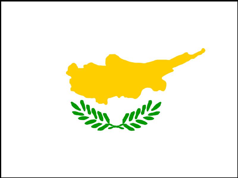 Free Clipart: Flag of Cyprus | tobias