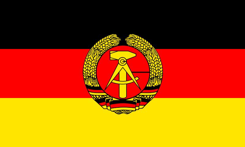 Free Flag of the German Democratic Republic