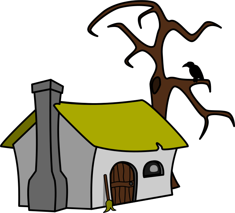 Free Witch's cottage