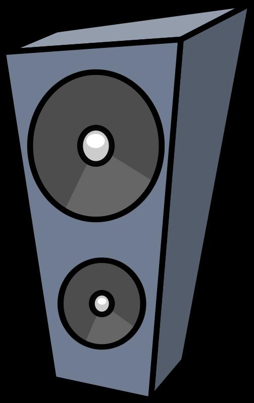Free Cartoon speaker