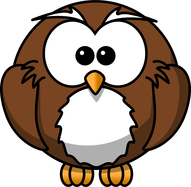 Free Cartoon owl
