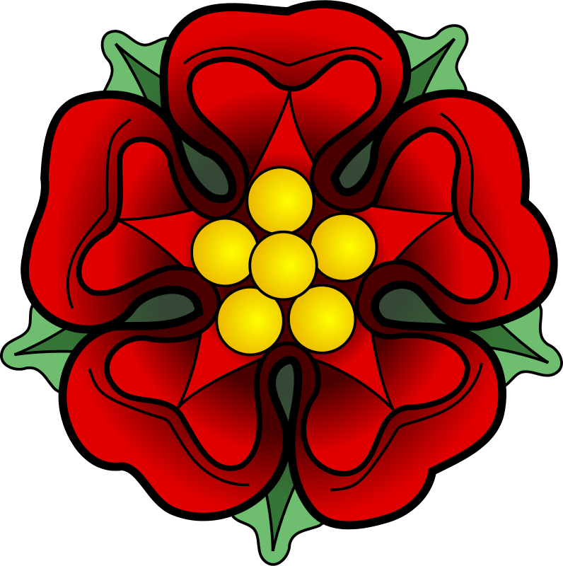 Free Heraldic Rose