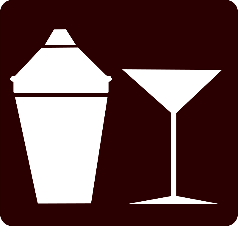 Free Cocktail Icon / Martini Icon