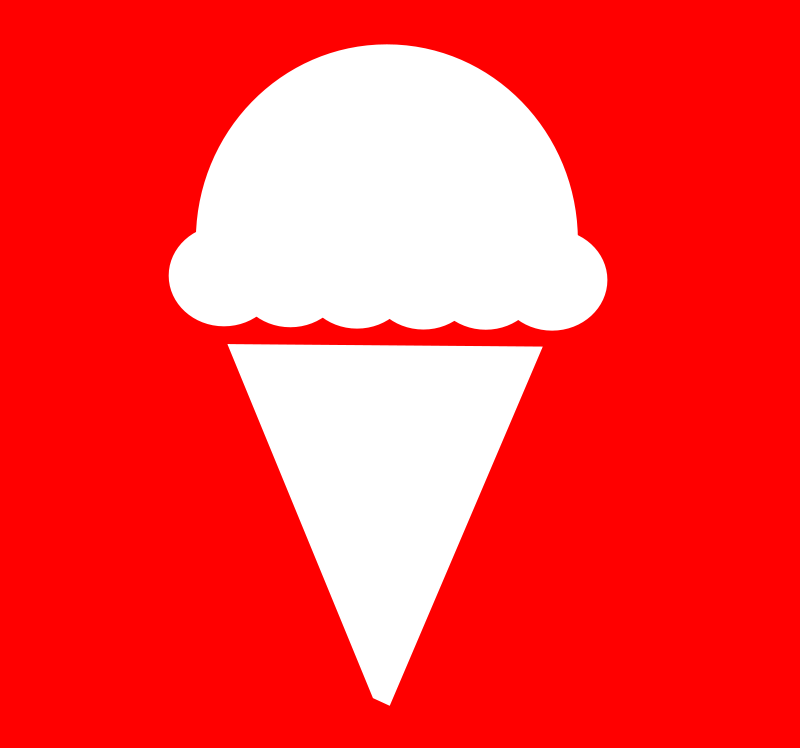 Free Ice Cream Icon
