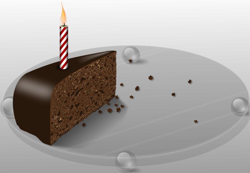 Free birthday cake