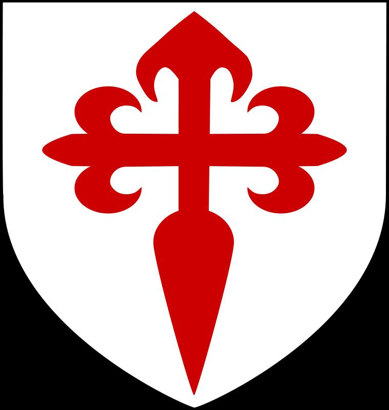 Free Blason St Jacques de l'épée