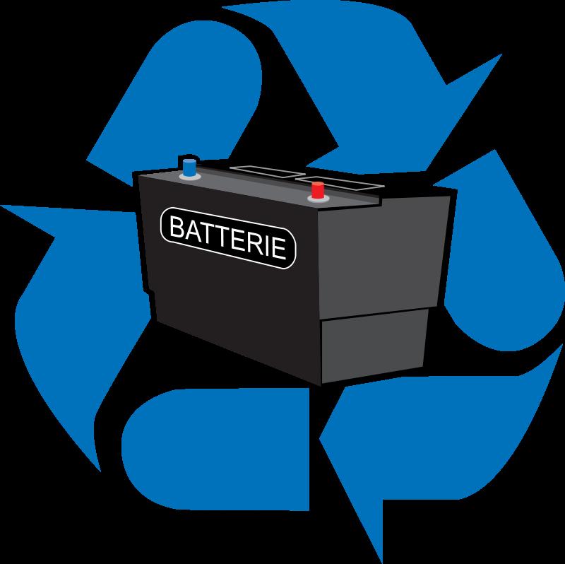 Free recyclage batterie