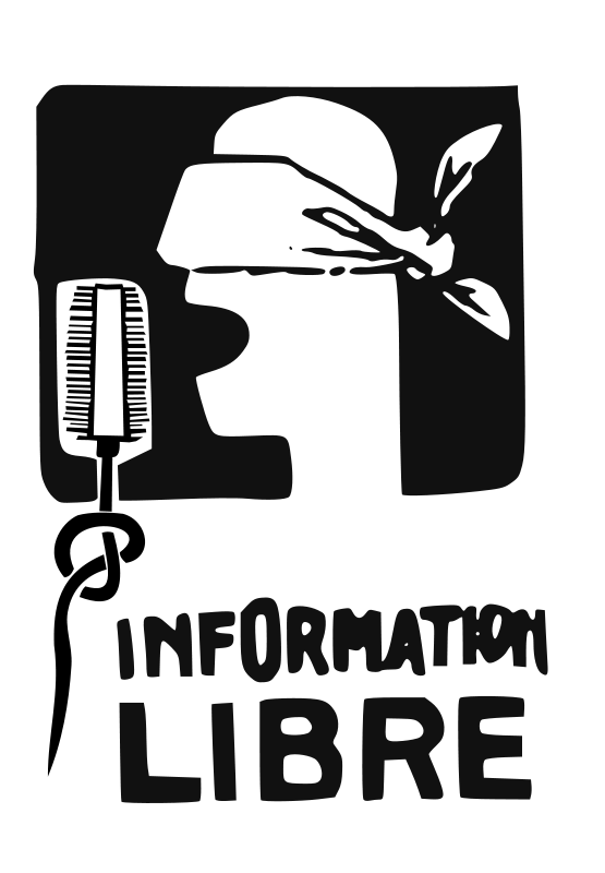 Free Clipart: Information libre (Free Information) | Objects
