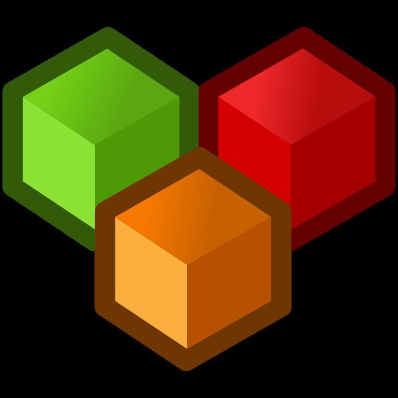 Free icon_cubes