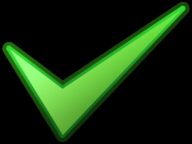 free clipart tick jean victor balin rh 1001freedownloads com clip art checkmarks clip art check mark symbol