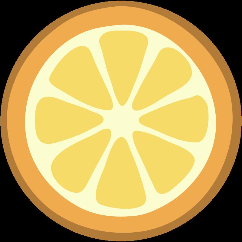 Free rondelle_orange