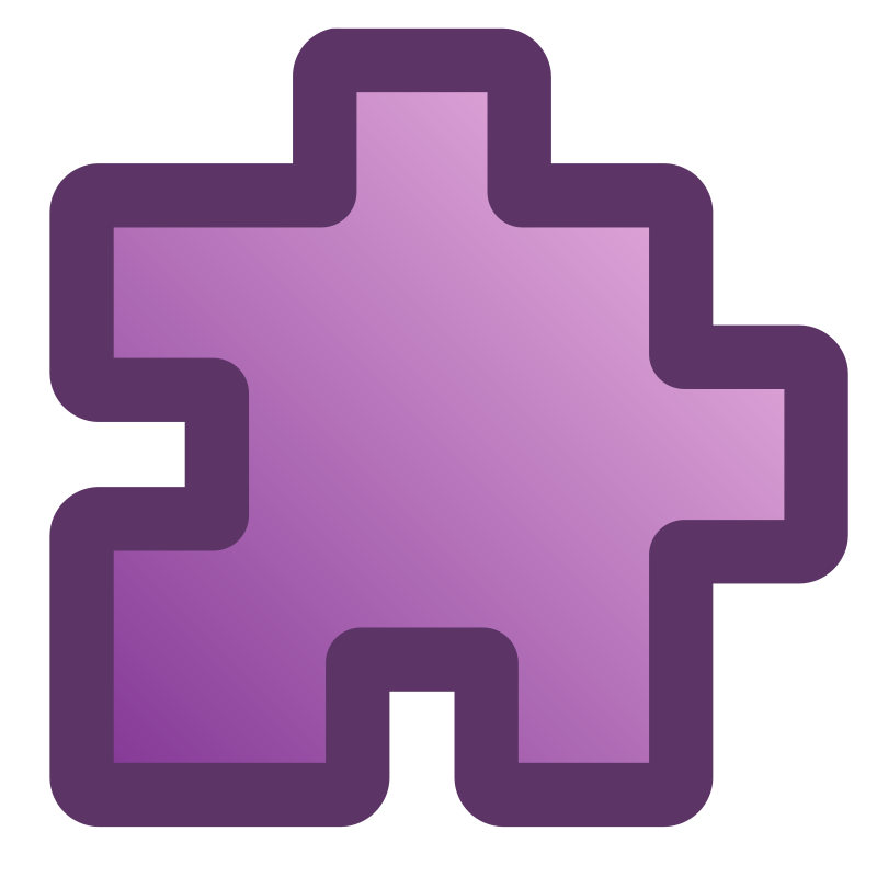 Free icon_puzzle_purple