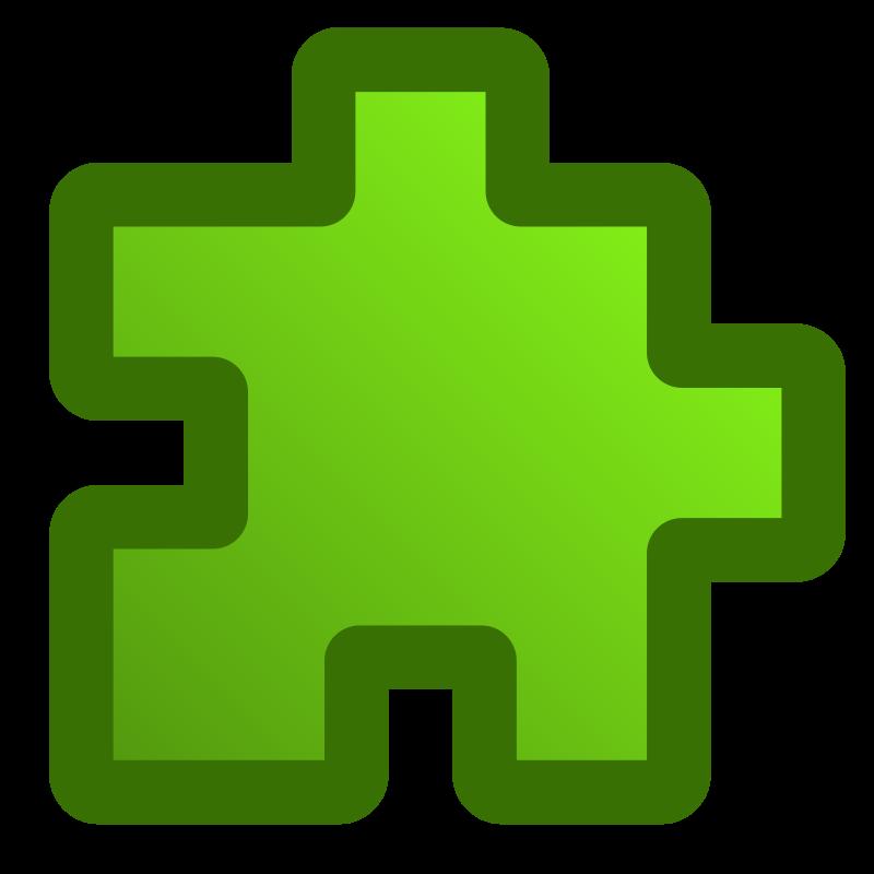 Free icon_puzzle_green