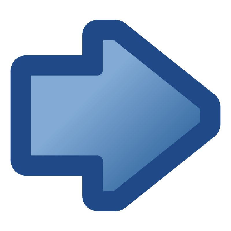 Free icon_arrow_right_blue