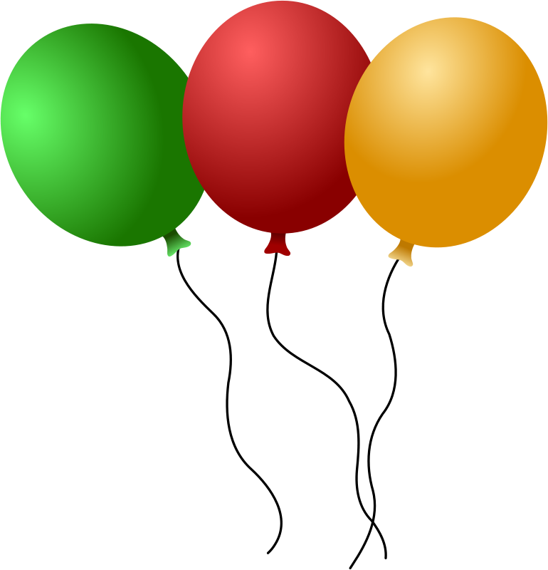 free clipart balloons jean victor balin rh 1001freedownloads com free clip art balloons party free clip art balloon bouquets