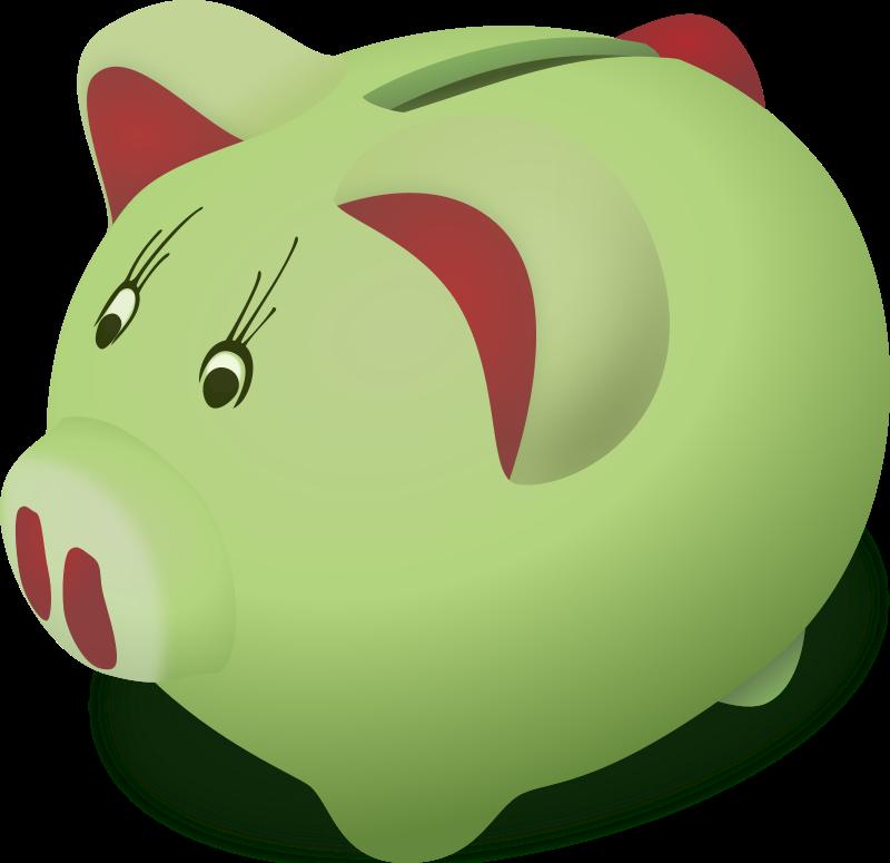 Free Piggybank