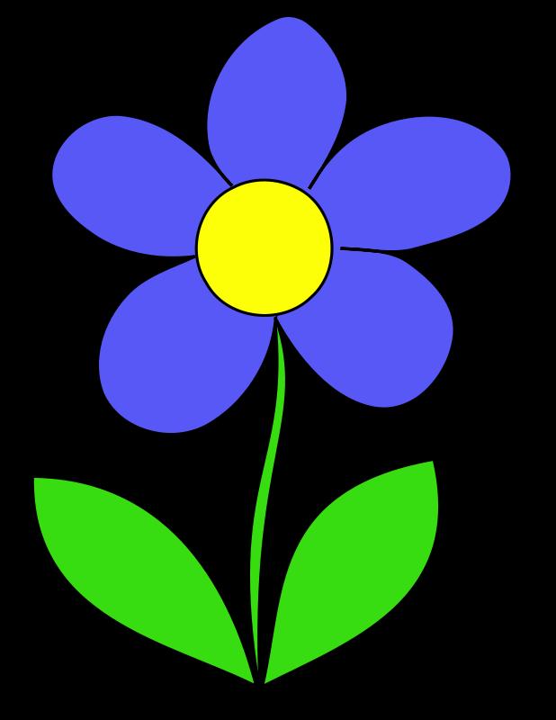 Free Simple Flower