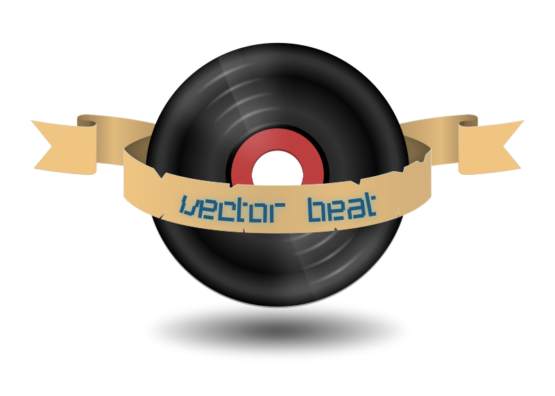 Free Clipart: Vector beat | ufo_web_factory