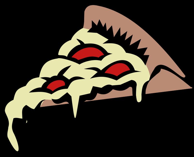 Free Pizza Slice - Trozo de Pizza
