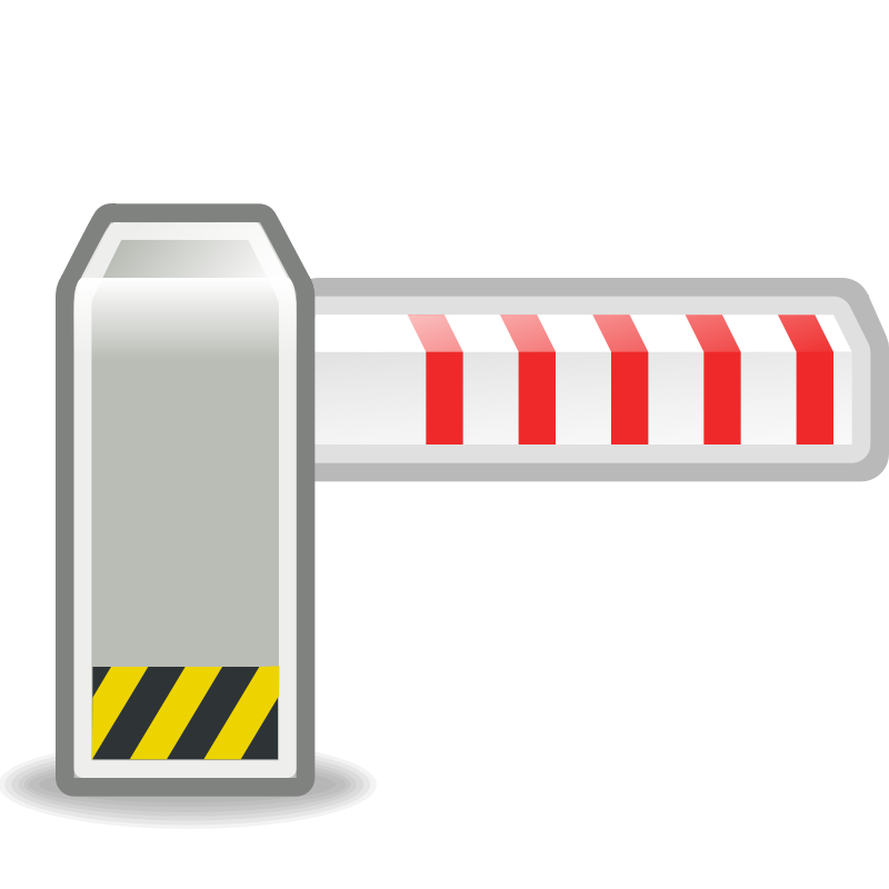 Free Barrier