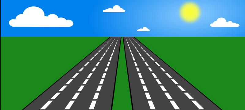 Free Open road