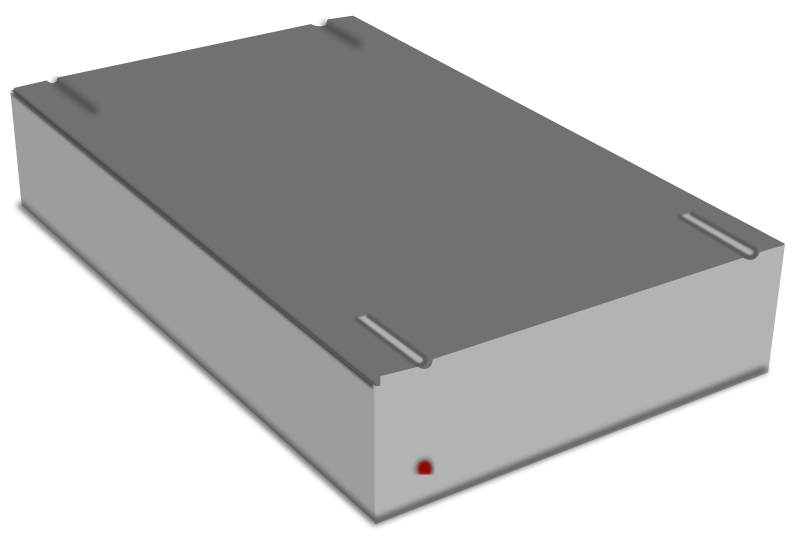 Free USB HD (External)