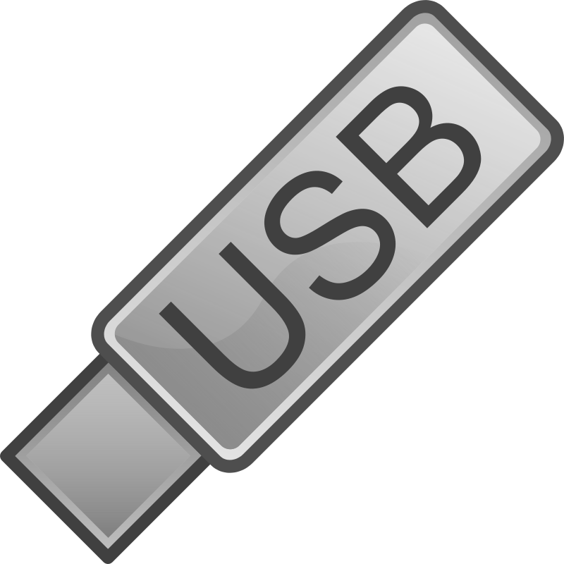 Free USB Flash Drive Icon