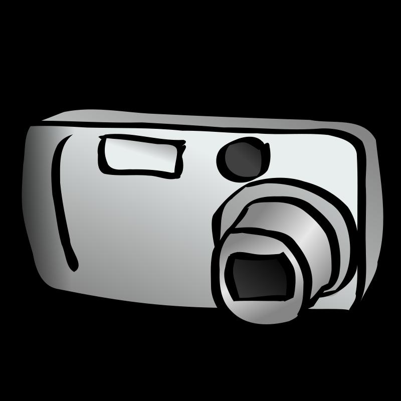 Digital camera (compact)