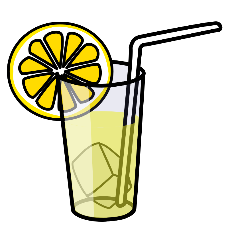 free clipart lemonade glass nicubunu rh 1001freedownloads com lemonade stand clipart free lemonade clipart transparent