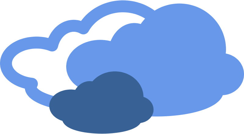 Free Clipart Simple Weather Symbols Anonymous