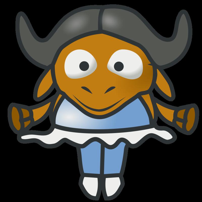 Free baby GNU Ballerina