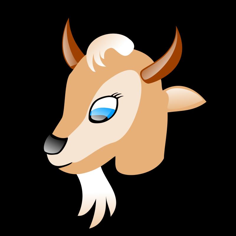 Free Goat head