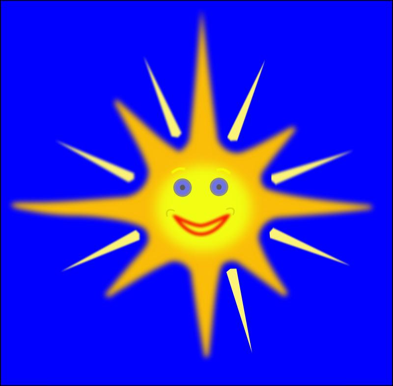 Free Happy Sun