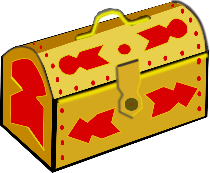 Free Treasure-chest